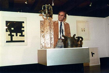 1985_Kaiserring-Eduardo_Chillida